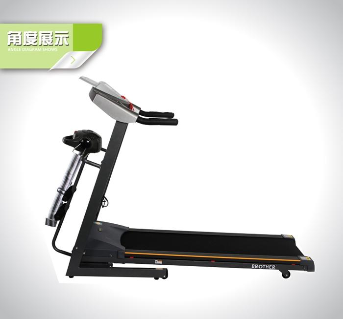 东方cj 兄弟牌多功能电动跑步机br-3215 700