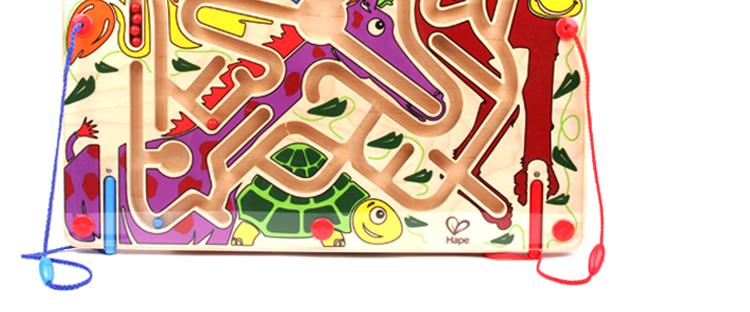 德国hape 动物派对迷宫