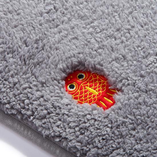 废布料手工制作地垫