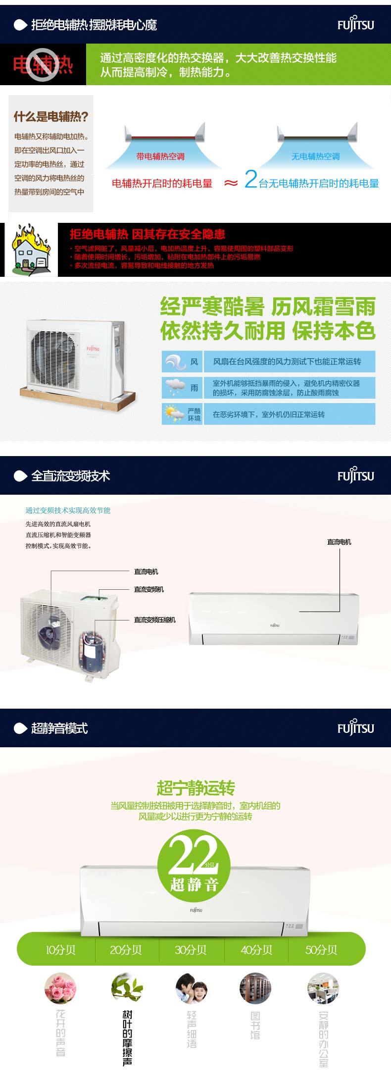 接室外机排水管道费用:10元/米;封堵墙洞:10元/个