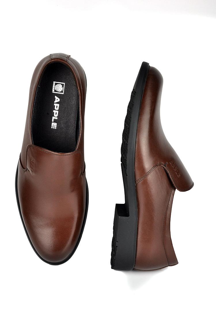苹果皮鞋开发设计是由公司优秀设计师,借鉴国外创意元素,结合国