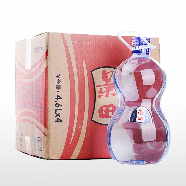景田纯净水4.6l