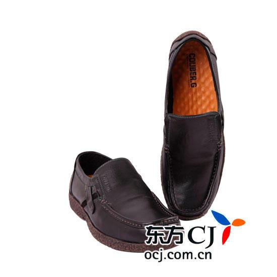 牛皮休闲男鞋(船鞋