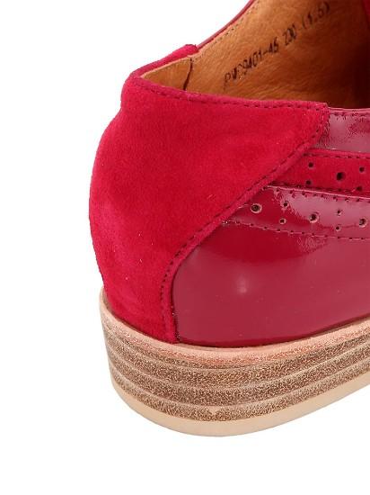 波派真皮圆头女士单鞋