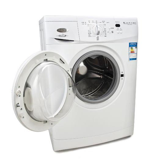 惠而浦快净系列 6公斤滚筒洗衣机wfc1067cw(以旧换新)