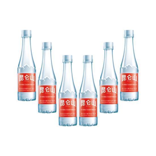 昆仑山 饮料, 昆仑山 天然雪山矿泉水510ml 24瓶特惠装 东方购物,东