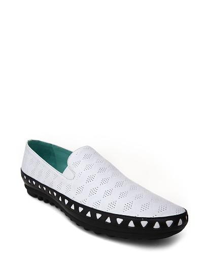 保罗盖帝男士春夏头层高档牛皮透气休闲鞋凉鞋