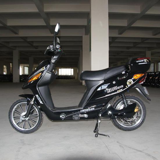 绿亮 城市风锂电池电动车tdr187z(自行车以旧换新)