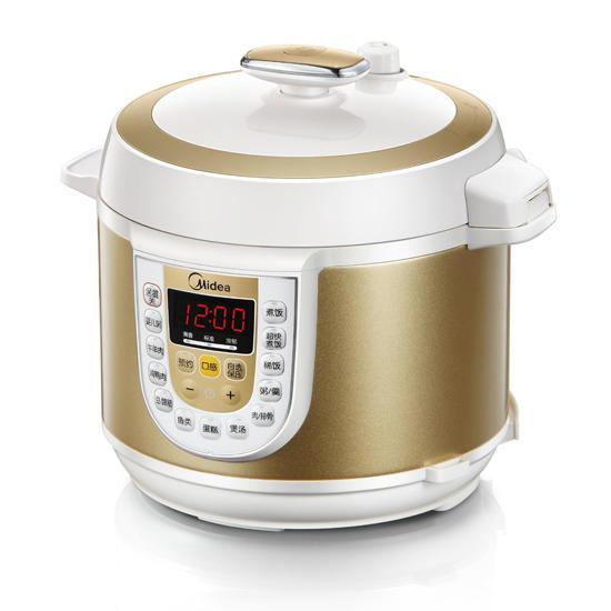 美的(midea)|电压力煲,-美的电压力锅 my-12ls509a