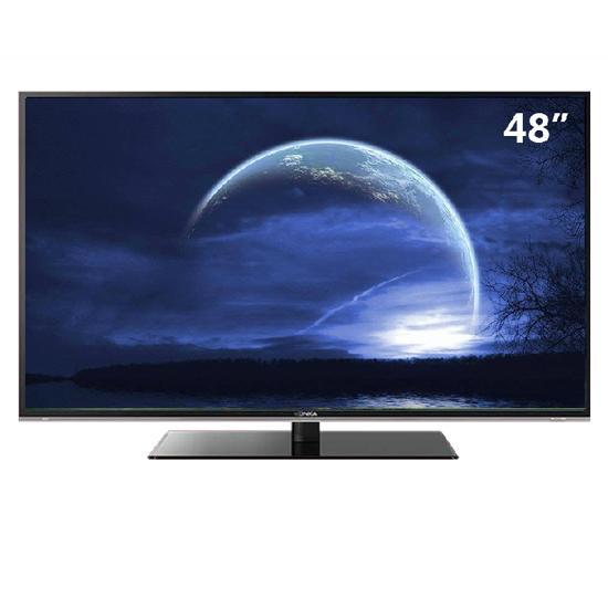 康佳48寸全高清超窄边wifi智能网络电视 led48f3700nf